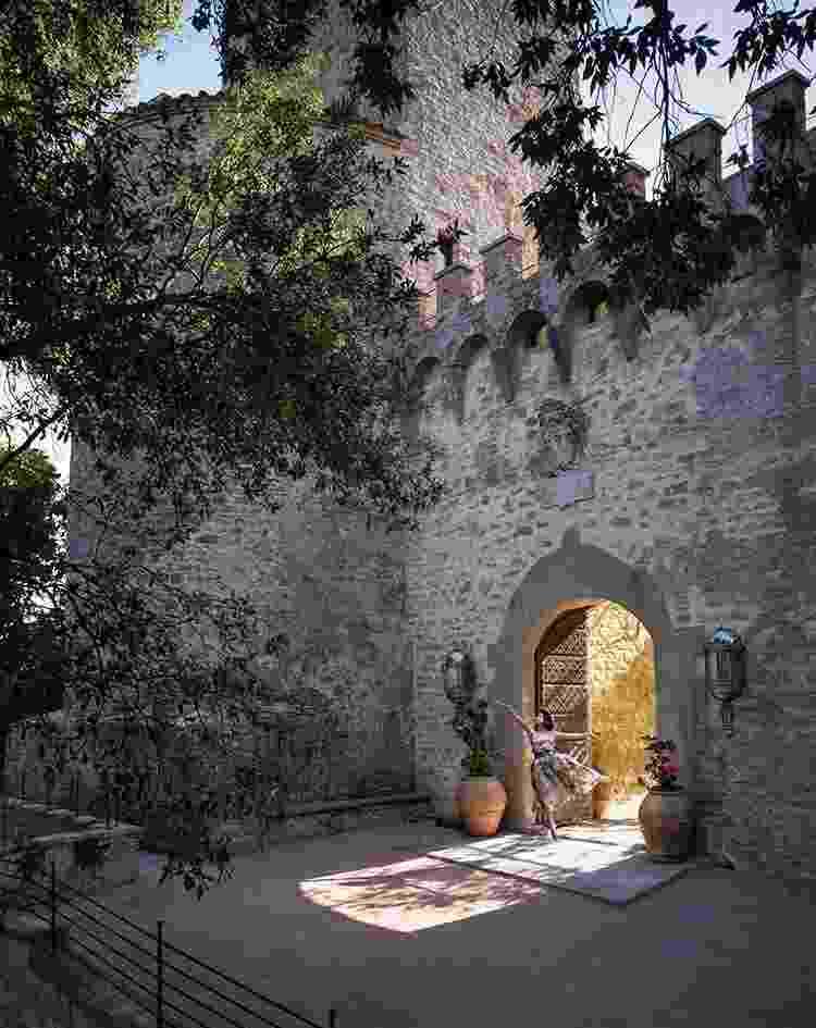 Hotel Reschio fica em um castelo de mais de mil anos (6) - Divulgação - Divulgação