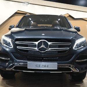 Mercedes-Benz GLE 250 d Offroader - Murilo Góes/UOL