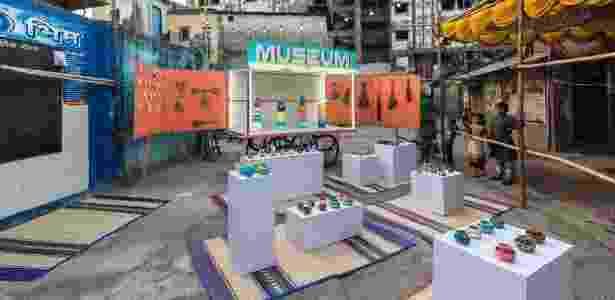 Divulgação/Dharavi Design Museum