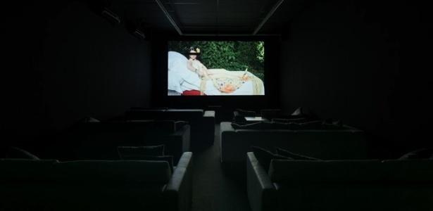 """Sala Antonio da Galeria Vermelho que inaugura nesta sexta (8) com filme """"O caso Dora"""" - Edouard Fraipont/Divulgação"""