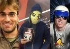 Vote e decida quem é o melhor youtuber gamer do Brasil - Montagem/UOL