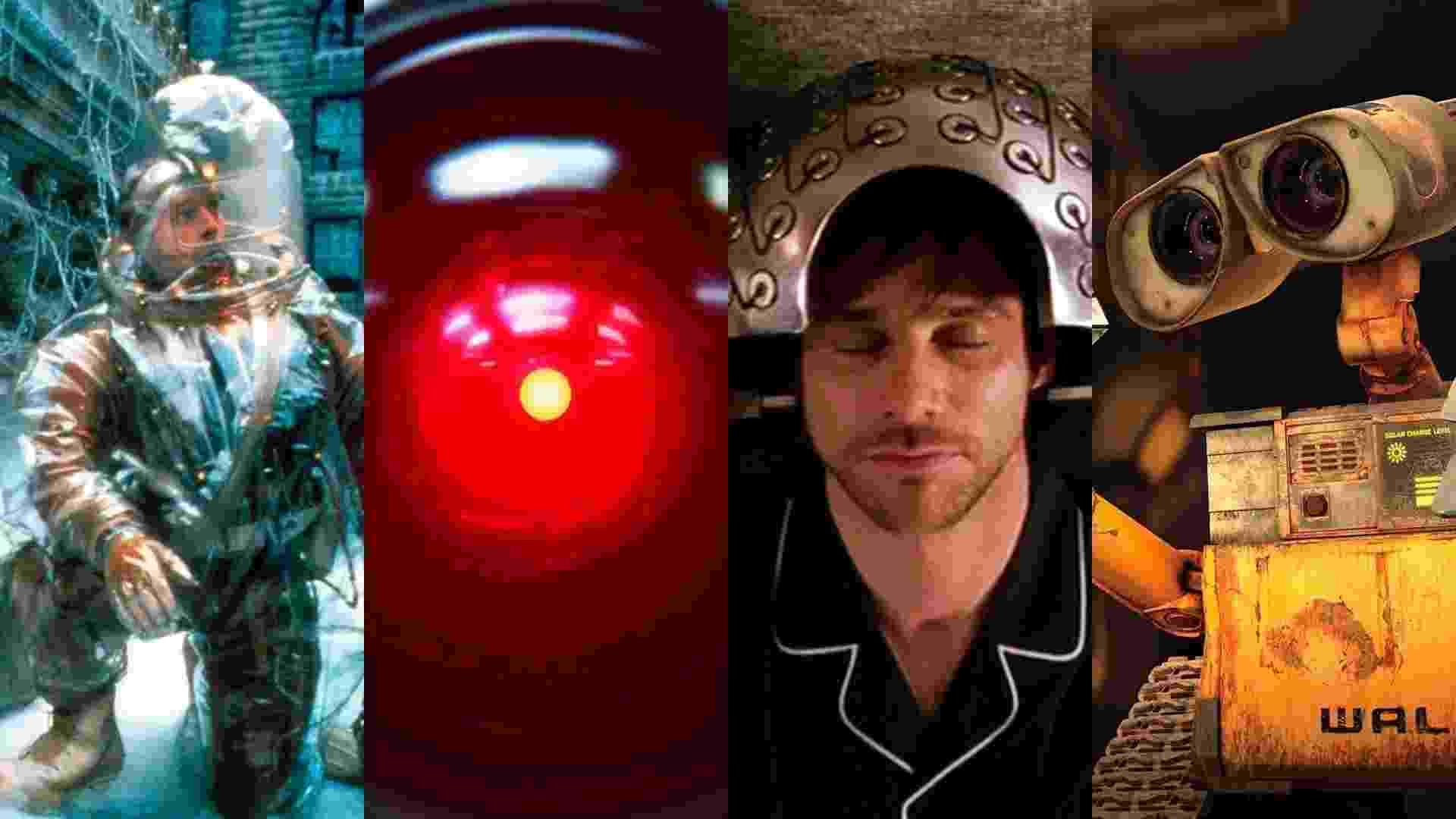 Cenas dos filmes - Reprodução/Montagem
