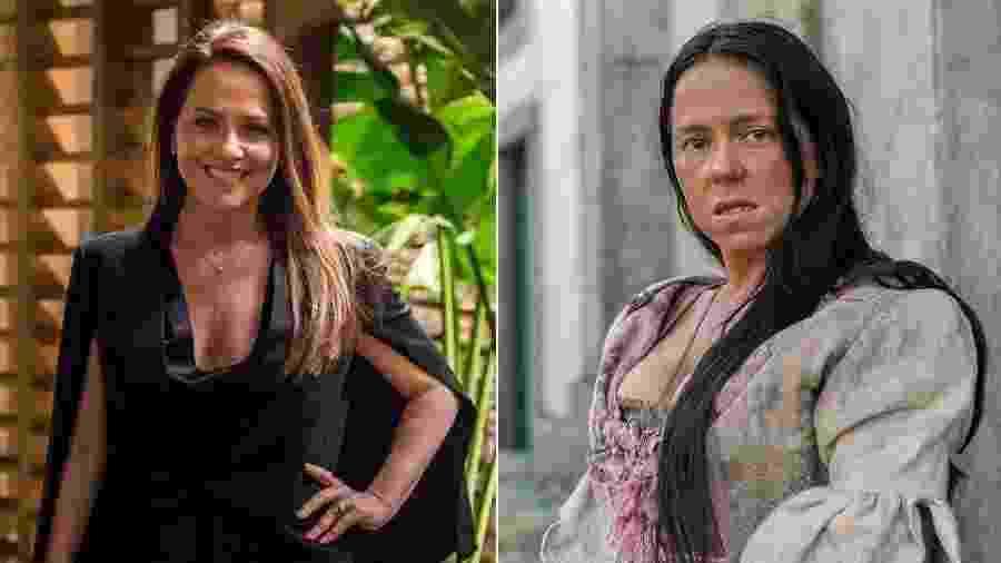 Montagem/fotos de divulgação TV Globo