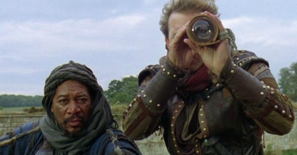 """Cena de """"Robin Hood - O Príncipe dos Ladrões"""" (1991)"""