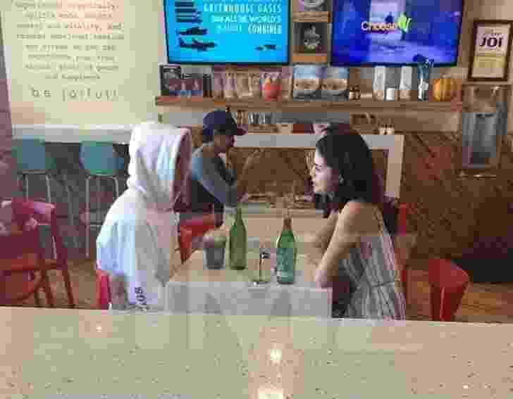Justin Bieber e Selena Gomez - Reprodução/TMZ