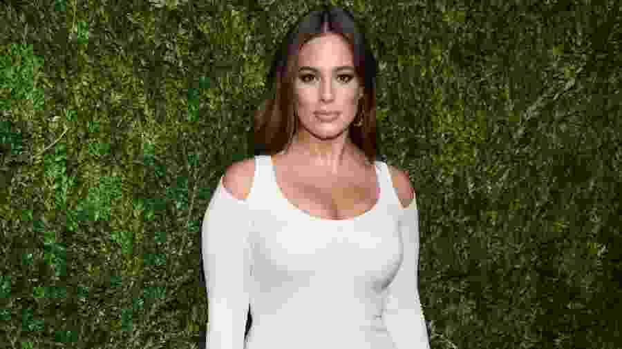 CFDA/Vogue Fund Gala 2017 - Ashley Graham - Getty Images