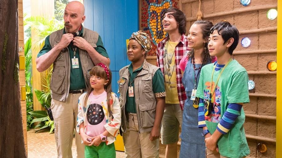 Rafinha Justus estreia como atriz - Divulgação/Discovery Kids