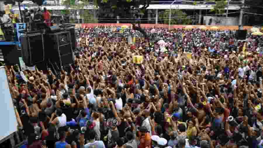 Carnaval em Salvador - Gabriel e Vitor Murilo/AGFPontes