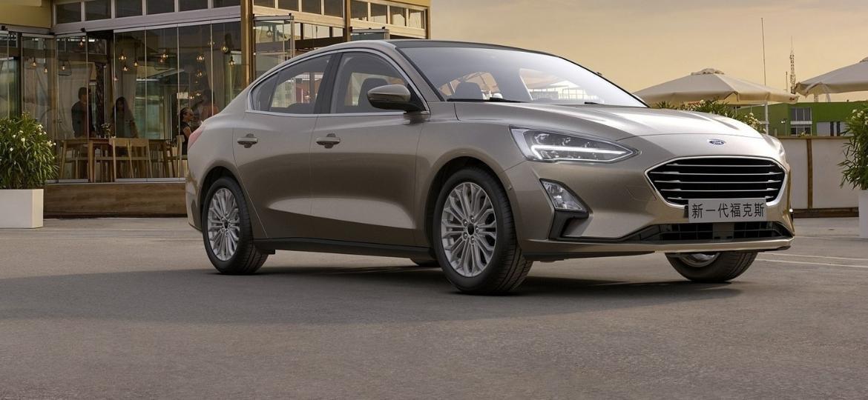 América do Norte: nada de novo Focus Sedan, nem de Fiesta, nem de Fusion, nem de Taurus, nem de... - Divulgação