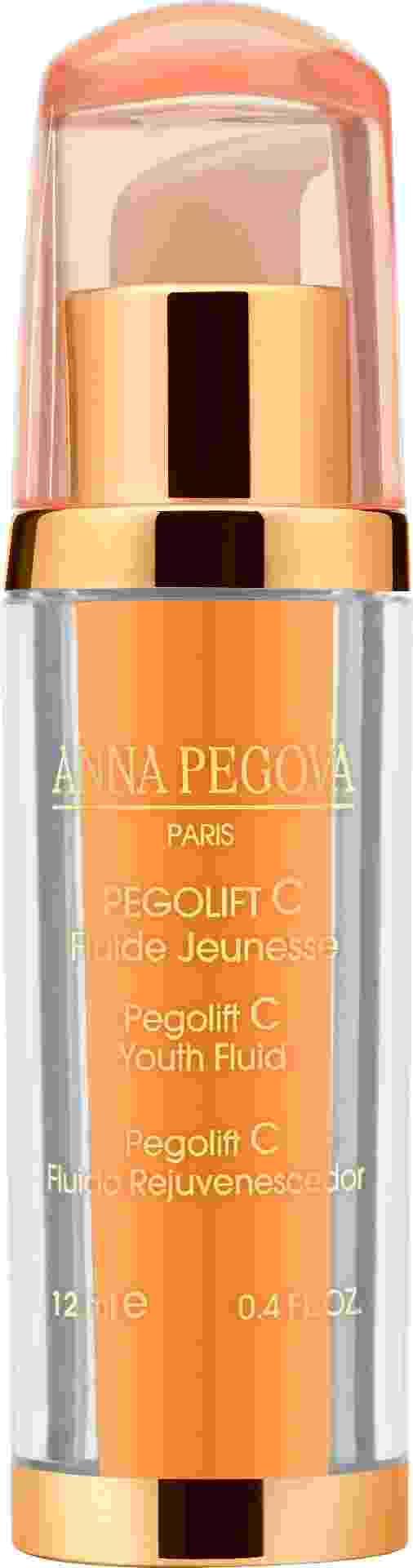Pegolift C Anna Pegova: com alta concentração de vitamina C estabilizada. R$216 www.annapegova.com.br - Divulgação