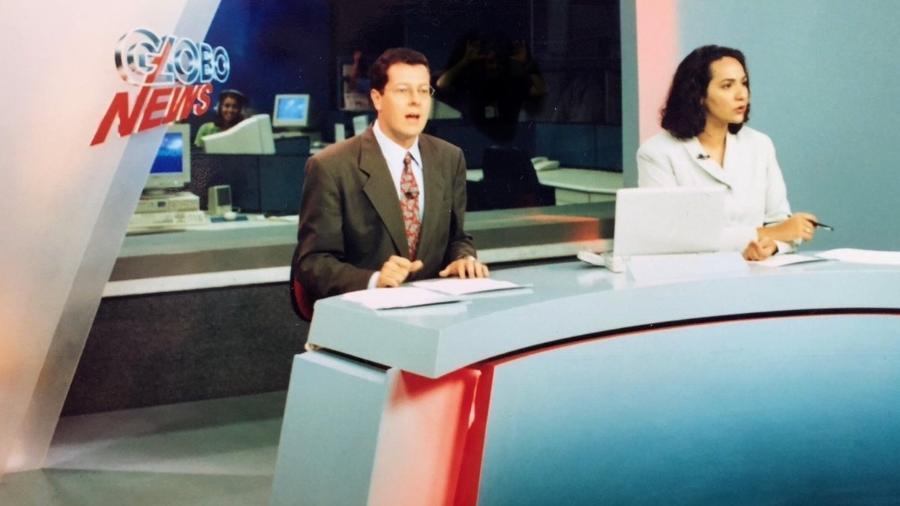 Canal de notícias Globo News completa 22 anos no ar - Reprodução/Twitter/marciogreporter