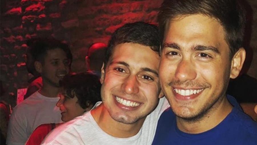 Pedro Figueiredo e Erick Rianelli são repórteres da Globo e estão casados desde 2018 - Reprodução/Instagram