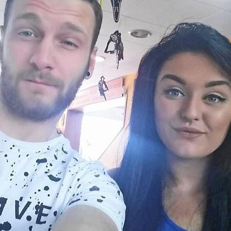 Kristie e Tyler trabalhavam juntos quando se apaixonaram - Reprodução/DailyMail