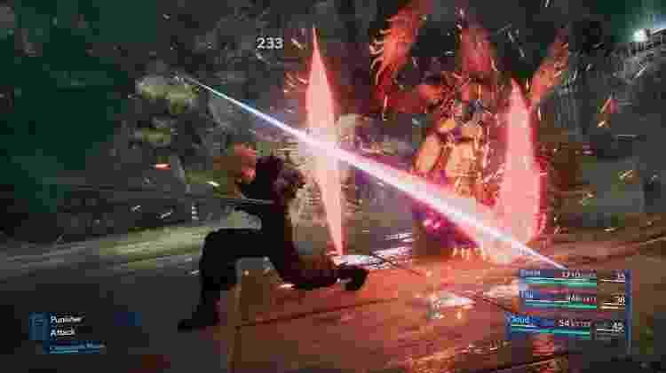 Final Fantasy VII Remake - Divulgação - Divulgação