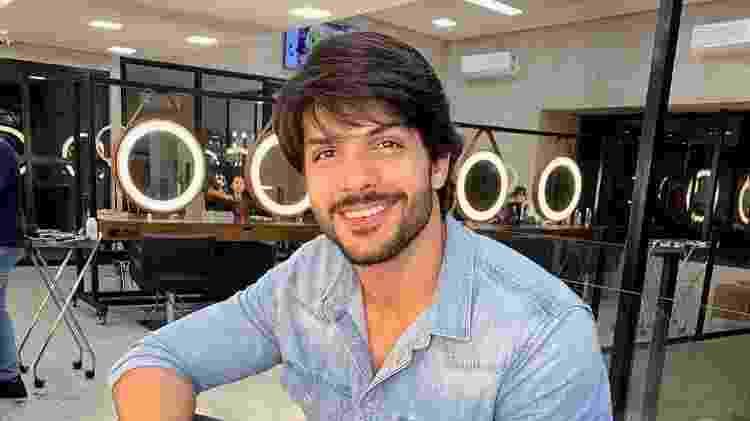 Lucas Fernandes, do BBB18 - Reprodução/Instagram - Reprodução/Instagram