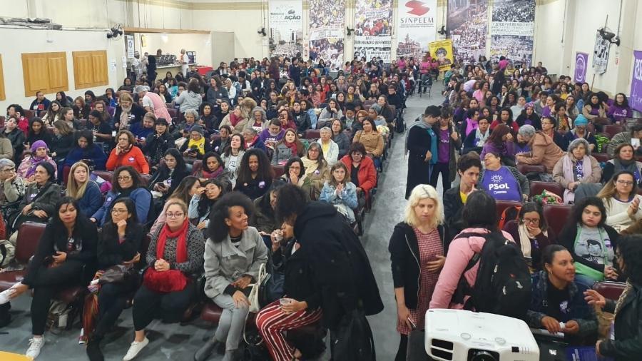 Militantes do PSOL se reúnem em São Paulo para debater pautas do partido  - Arquivo pessoal