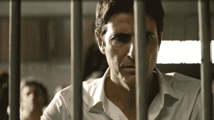 Régis preso em A Dona do Pedaço - Globo