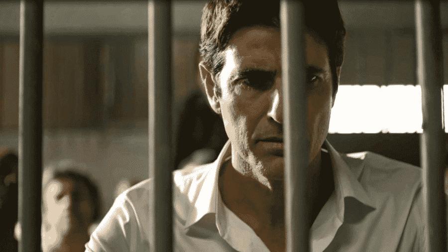 Régis é preso - Globo