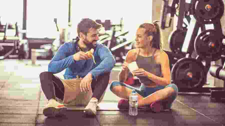 Alimentação ideal no pré e no pós-treino depende de uma série de fatores - iStock