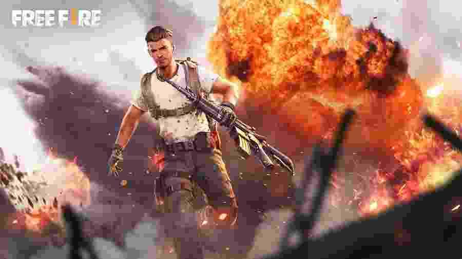 """A escolha da Sniper faz toda diferença para quem busca aquele """"Booyah"""" no Free Fire - Divulgação/Garena"""