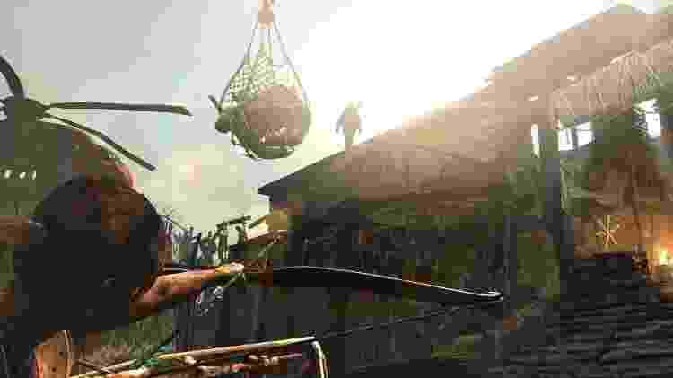 Tomb Raider 2013 Review 3 - Divulgação - Divulgação