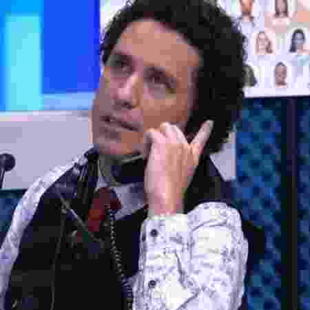Rafael Portugal apresenta o CAT BBB - Reprodução/TV Globo
