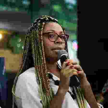 Passista Lyllian Bragança é uma das fundadoras do Coletivo Samba Quilomba - Divulgação