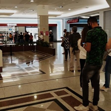 Reabertura de shoppings tem resultado abaixo do esperado - Camila Brandalise/UOL