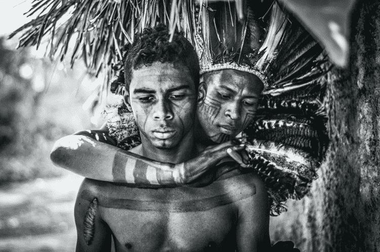 Imagem de Edgar Correa Kanayrõ, fotógrafo do povo Xakriabá de Minas Gerais, em exibição na mostra Véxoa: Nós sabemos - Divulgação - Divulgação