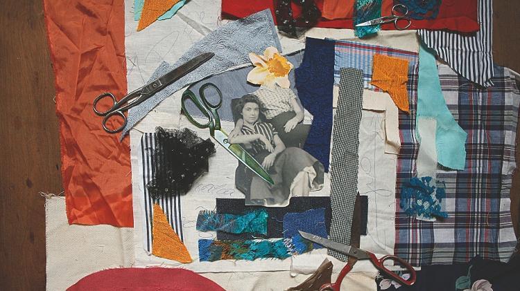 Colagem Dolores, por Bruna Granucci - Arquivo pessoal - Arquivo pessoal