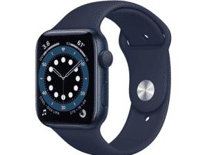 Apple Watch Series 6 - Divulgação - Divulgação