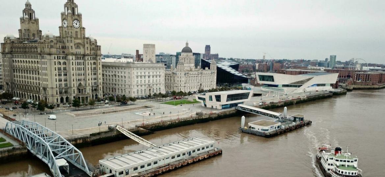 Porto de Liverpool - AFP