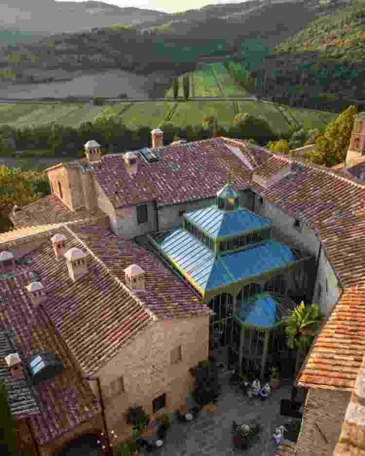 Hotel Reschio fica em um castelo de mais de mil anos (15) - Divulgação - Divulgação