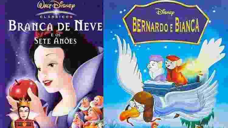 disney - Reprodução/Walt Disney  - Reprodução/Walt Disney
