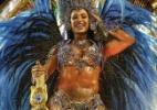 Gracyanne Barbosa é destaque da Portela e chama a atenção com o corpo musculoso - André Horta /Fotoarena/Folhapress