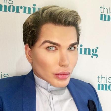 """Rodrigo Alves afirmou no programa """"This Morning"""" que se sentem bem-sucedido com sua aparência - Reprodução/Instagram"""