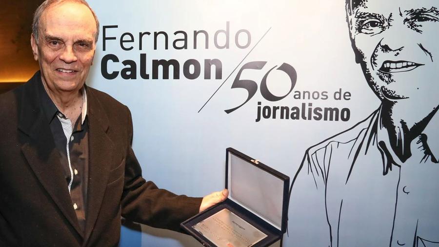 Fernando Calmon, colunista de UOL Carros, celebra 50 anos de jornalismo automotivo - Rafael Munhoz/Jornalistas&Cia