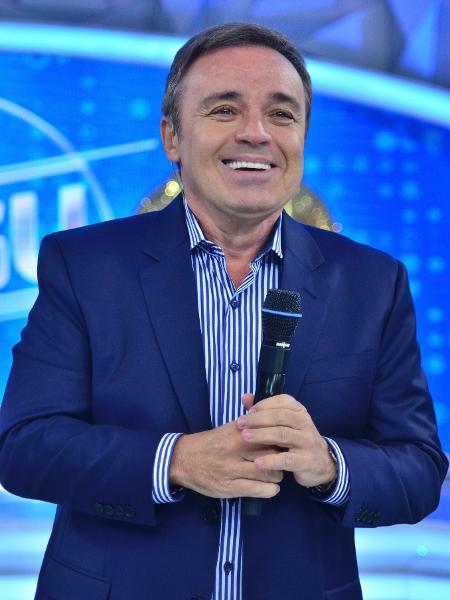 Gugu Liberato - Antonio Chahestian/RecordTV