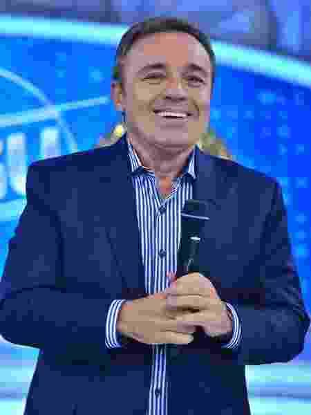 Record agora quer Gugu Liberato por mais um ano - Antonio Chahestian/RecordTV