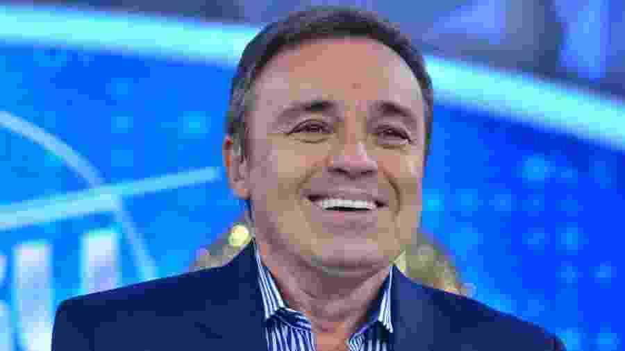 Gugu Liberato só fica na Record se for para manter seu programa solo - Antonio Chahestian/RecordTV
