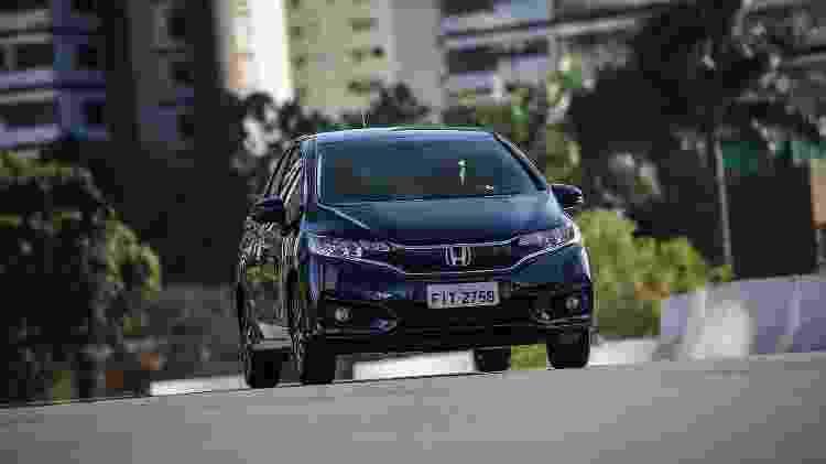 Honda Fit 2018 - Divulgação - Divulgação