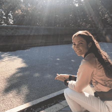 Patricia Poeta - Reprodução/Instagram/patriciapoeta
