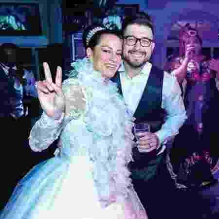 Silvia Abravanel publica foto de seu casamento com Edu Pedroso, em 2013 - Reprodução/Instagram/silviaabravanel - Reprodução/Instagram/silviaabravanel