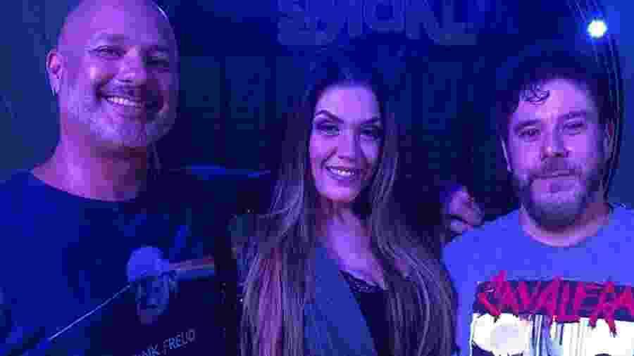 Mike, Simony e Tob voltarão aos palcos com Balão Mágico no Milkshake Festival em São Paulo - Reprodução Instagram