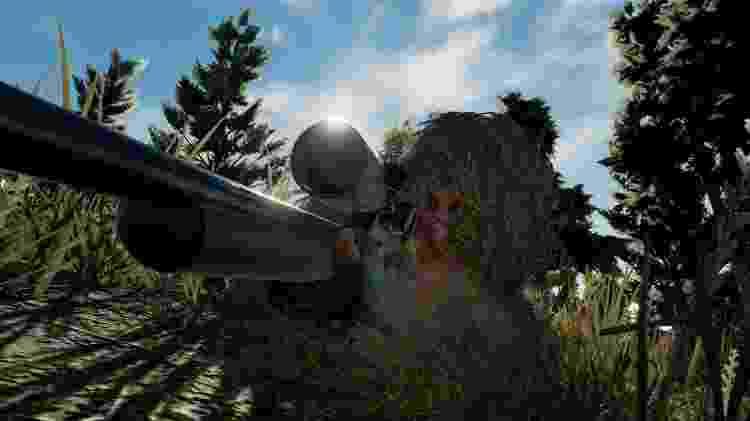 PUBG - Sniper - Reprodução - Reprodução