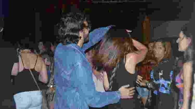 Fátima Bernardes dança forro coladinha com Túlio Gadelha em Recife - Felipe Souto Maior/AgNews - Felipe Souto Maior/AgNews
