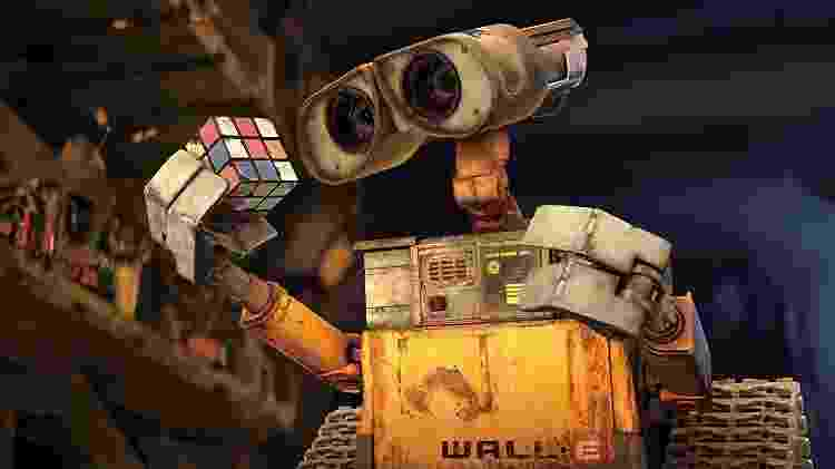 """Cena de """"WALL-E"""" (2008) - Divulgação - Divulgação"""
