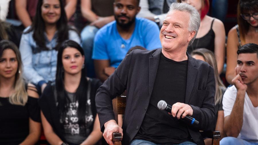 Pedro Bial apresenta seu programa nesta quinta-feira (14) - Ramón Vasconcelos/Globo