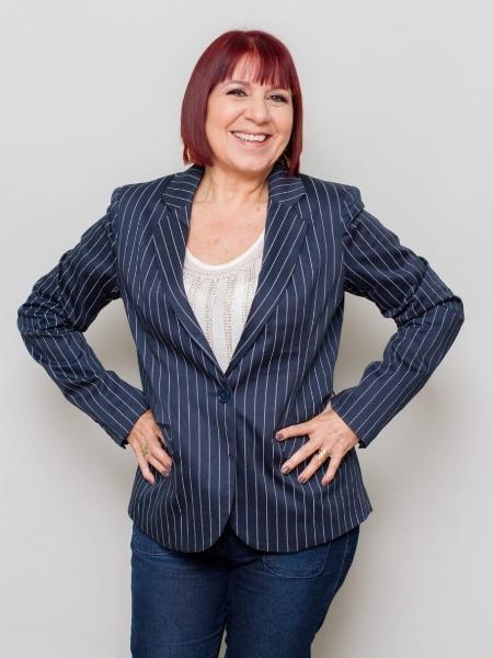 A coach Leila Cristina Jorge: sexo de duas a três vezes por semana - Arquivo pessoal
