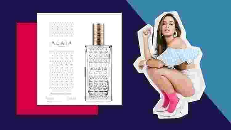 De Anitta à Meghan Markle: veja quais são os perfumes favoritos das famosas - Arte/UOL